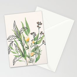 Spring Garden I Stationery Cards