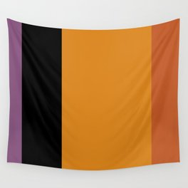 Contemporary Color Block I Wall Tapestry