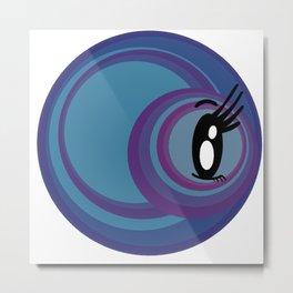 Eye Balls Metal Print