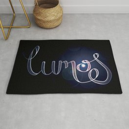 Harry Potter Incantation Collection : Lumos Rug
