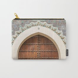 Doorways - Fes, Morocco Carry-All Pouch