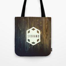 SIXHAND Tote Bag