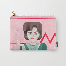 Audrey Horne | Twin Peaks Carry-All Pouch