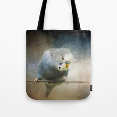 The Budgie Collection - Budgie 3 Tote Bag