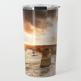 twelve apostles in australia Travel Mug