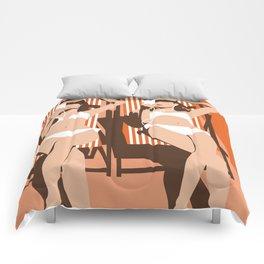 Summertime 2 Comforters