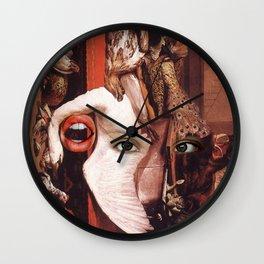 plaisir avant-garde Wall Clock