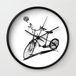 Nature Call Wall Clock