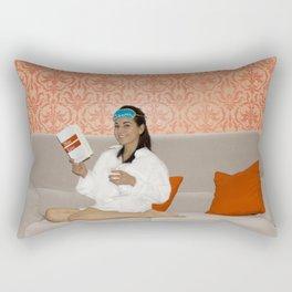 Holly, Breakfast at Tiffany's Rectangular Pillow