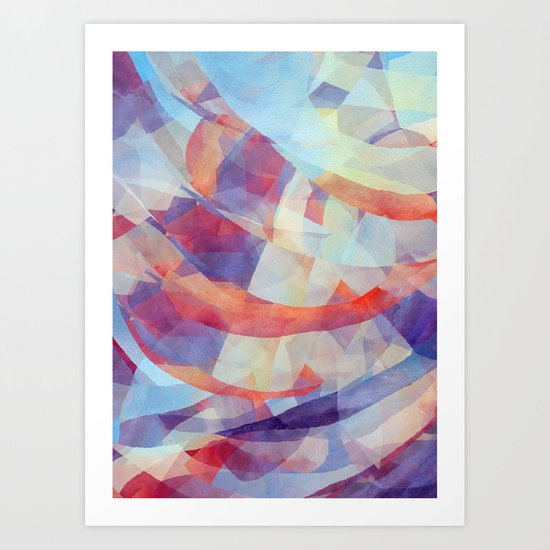 New Light Lays Bare Art Print