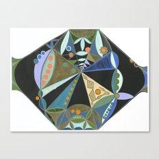 Season Wheel Canvas Print