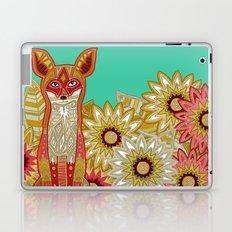 garden fox Laptop & iPad Skin