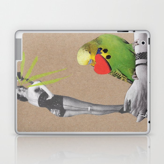 Impossible love Laptop & iPad Skin