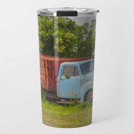 Truck, Regan, North Dakota 1 Travel Mug