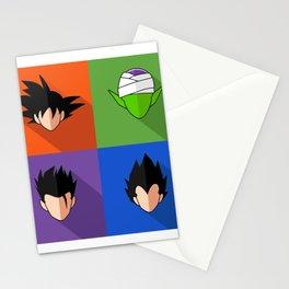 Dragon Ball flat Stationery Cards