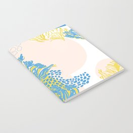 sea and salty air Notebook