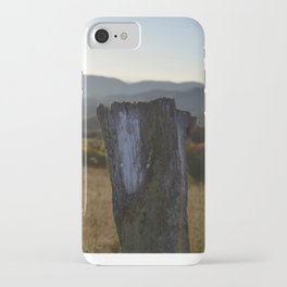 The Appalachian Trail iPhone Case