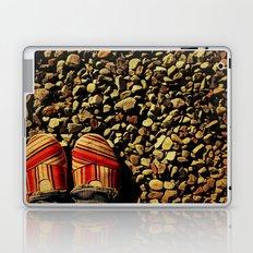 Shoes on the Rocks Laptop & iPad Skin