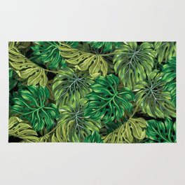 tropical haven 2 Rug