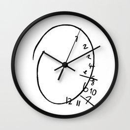 Nbc Hannibal - clock Wall Clock