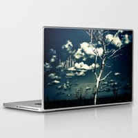 breathe Laptop & iPad Skins featuring BREATHE by Steffen Remter