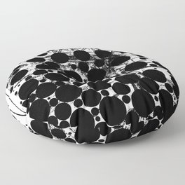 Punkt Not Dead #2 Floor Pillow
