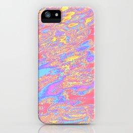 sideways strata iPhone Case