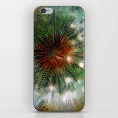 Dandelion Eye iPhone & iPod Skin