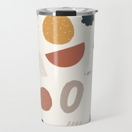 Geo Shapes Party Travel Mug