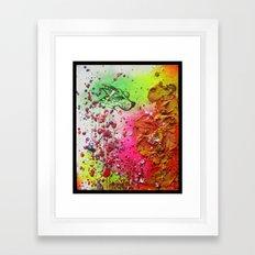 FallenWorlds Framed Art Print