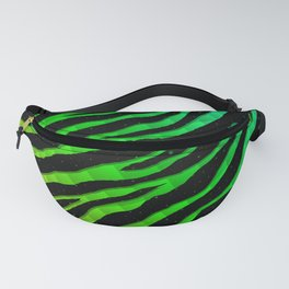 Ripped SpaceTime Stripes - Rainbow RYGCB Fanny Pack