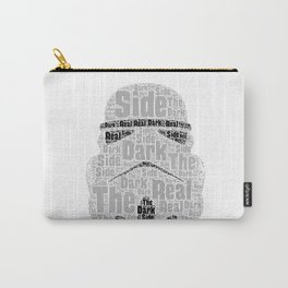 THE REAL DARK SIDE Carry-All Pouch