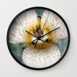 Mariposa Lily 1 Wall Clock