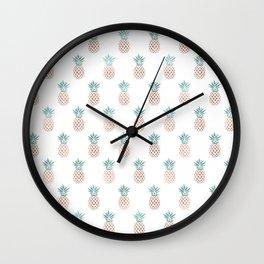 FINE-apples Wall Clock