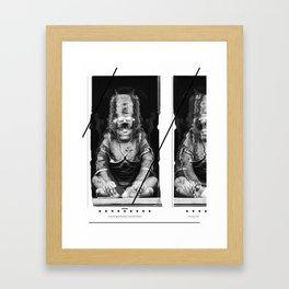 Tragics 01 - Mothers Daughter Framed Art Print