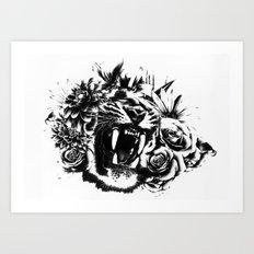 Beauty of the Beast Art Print