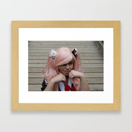 Nyah Framed Art Print