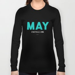 MAY REUNION Long Sleeve T-shirt
