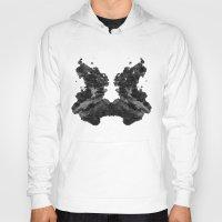 rorschach Hoodies featuring Rorschach by greta skagerlind