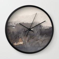 November morning 4 Wall Clock