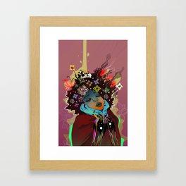 Kindred Spirit Framed Art Print