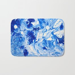 Feeling the Blues 2 Bath Mat
