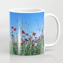 poppy flower no11 Coffee Mug