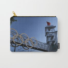 Olympic Rings in Atlanta Carry-All Pouch