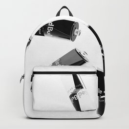 Gives you Wings Black And White Backpack