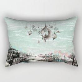 Central 26th Rectangular Pillow