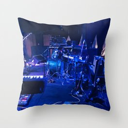 View from Stage Left Throw Pillow