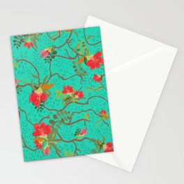 SweetPeaTurq Stationery Cards