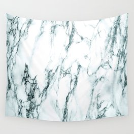 Green Marble Look Wall Tapestry