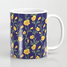 California Gold Rush (Poppies) Coffee Mug